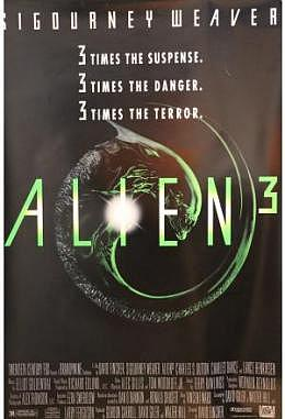 Alien 3 - Motiv A