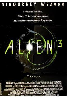 Alien 3 - deutsch A3 Motiv B