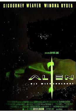 Alien - Die Wiedergeburt - A0 Motiv B