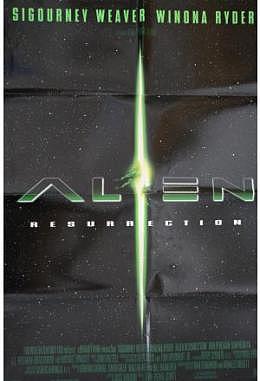 Alien Resurrection - Motiv C