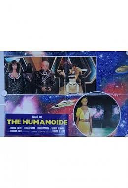 Humanoid, The - Aushangfoto