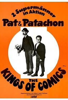 Pat und Patachon - The Kings of Comic