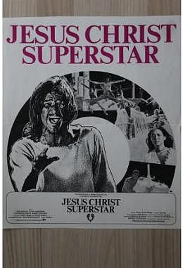 Jesus Christ Superstar - 32 x 37