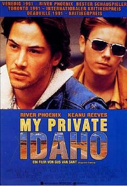My Own Private Idaho - deutsch A1