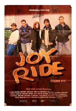 Joy Ride (2000) - 1sh
