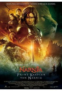 Chroniken von Narnia - Prinz Kaspian von Narnia, Die - Motiv A