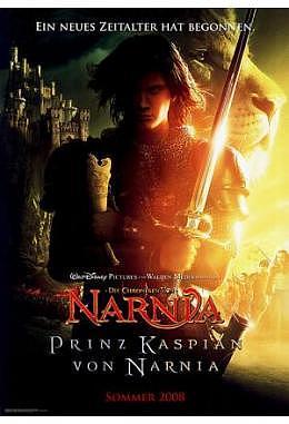Chroniken von Narnia - Prinz Kaspian von Narnia, Die - Motiv B