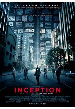 Inception - deutsch gefaltet