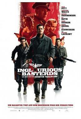 Inglourious Basterds - deutsch Motiv B