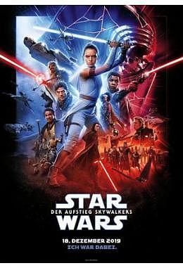 Star Wars: Der Aufstieg Skywalkers - Motiv B