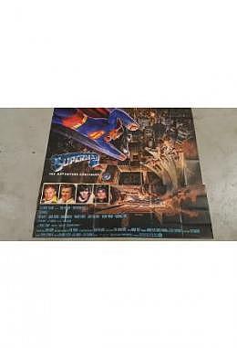 Superman 2 2x2 Meter