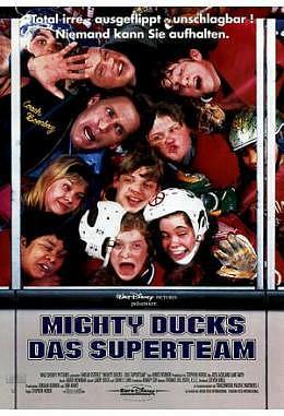 Mighty Ducks - Das Superteam - gerollt